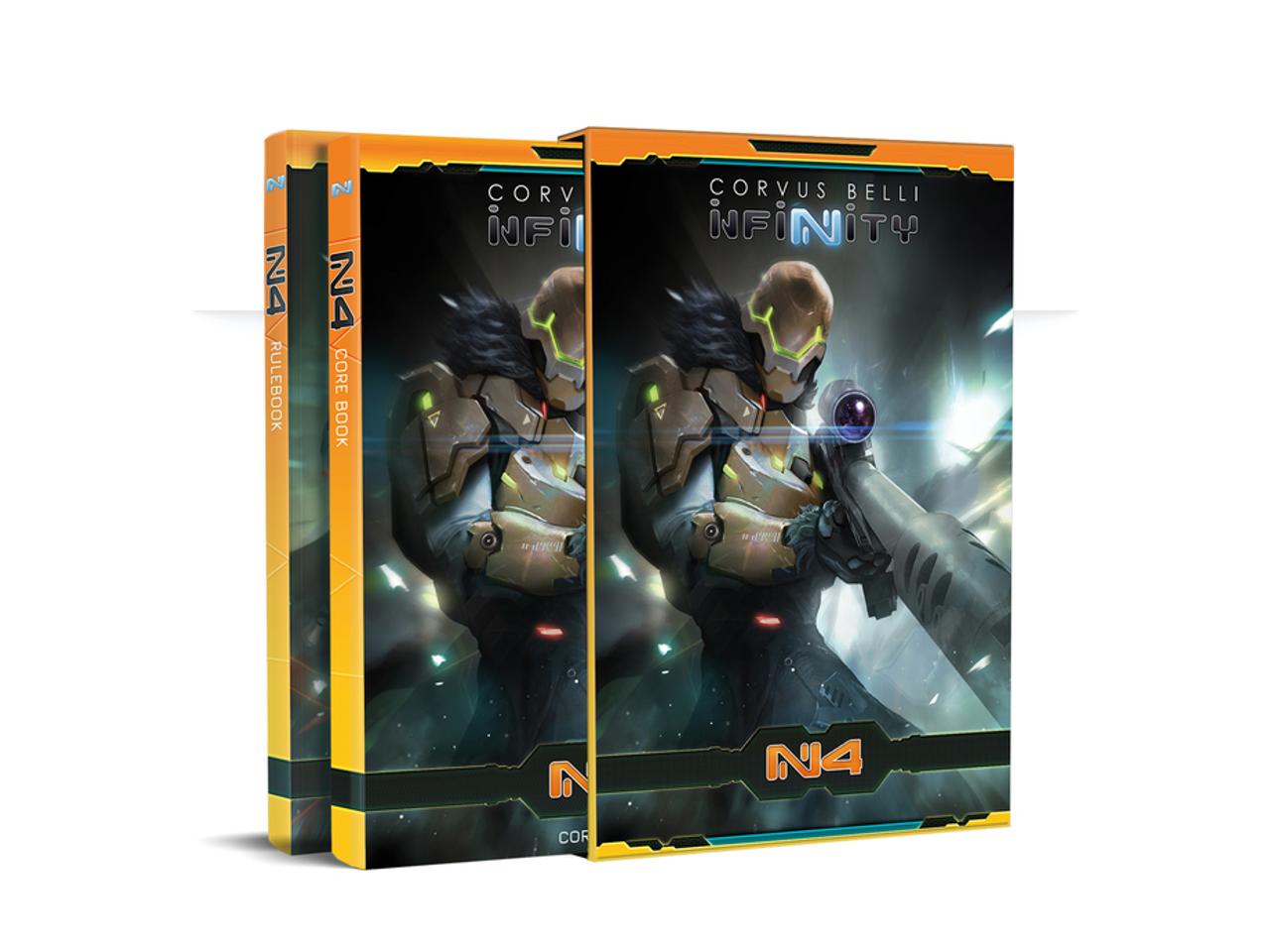 Infinity N4 Rule Book