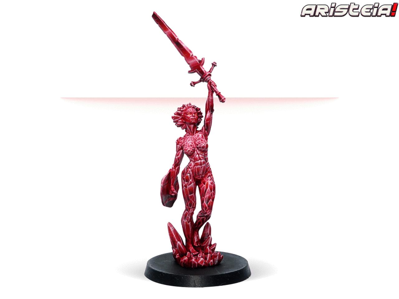 Aristeia! Prysm Crimson Ice