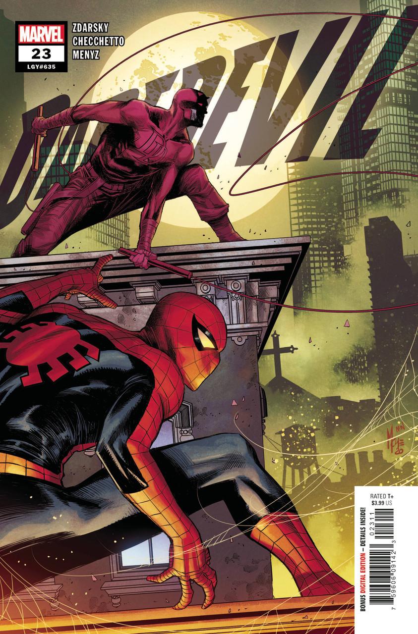 Daredevil #23 - Regular Cover - Marco Checchetto