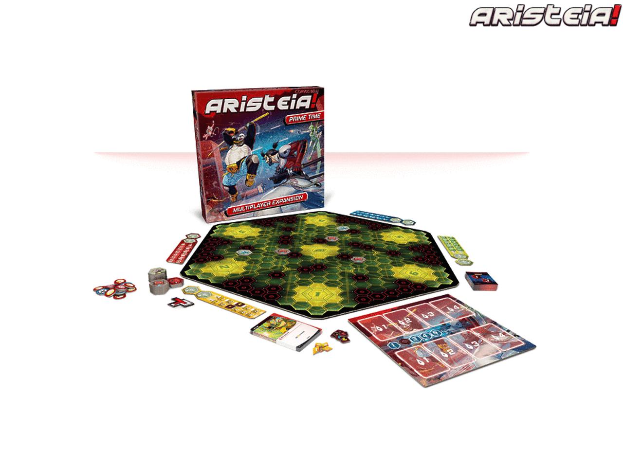 Aristeia Prime Time Multiplayer Expansion