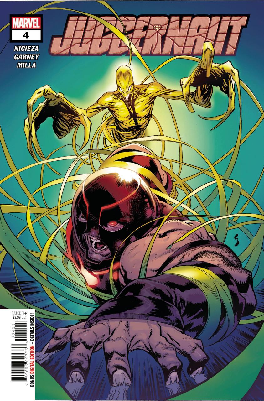 Juggernaut #4 - Regular Cover