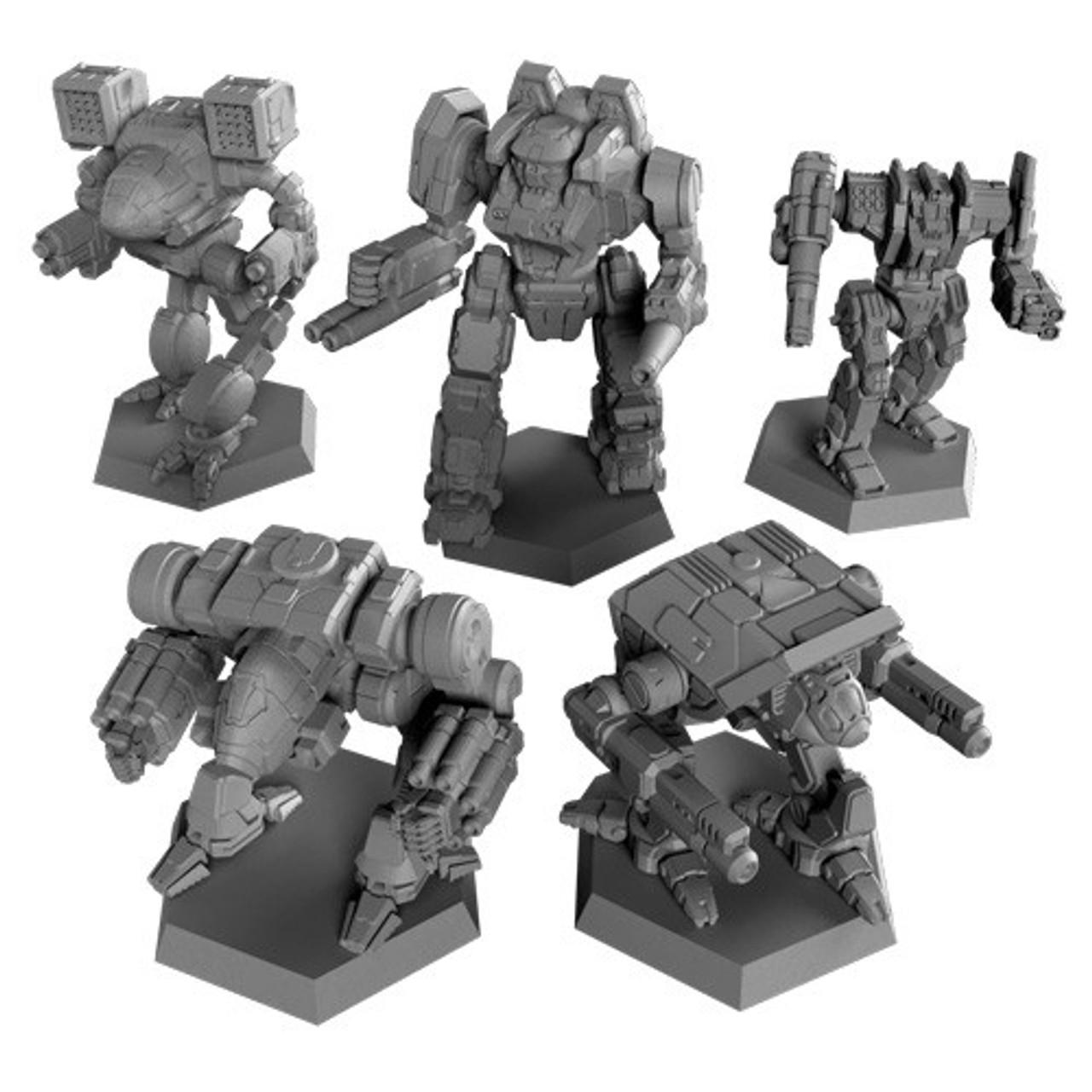 Battletech: Clan Invasion Expansion Set