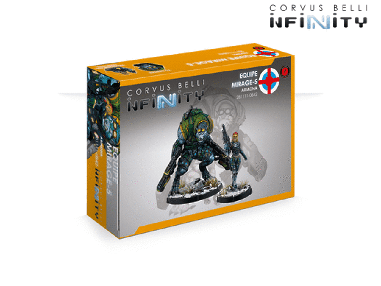 Infinity Ariadna Equipe Mirage-5