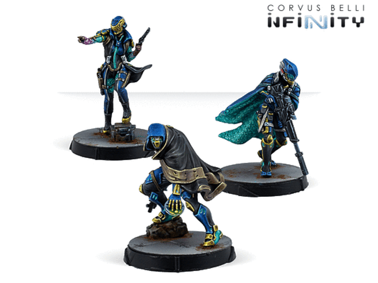 Infinity CodeOne O-12 Booster Pack Alpha
