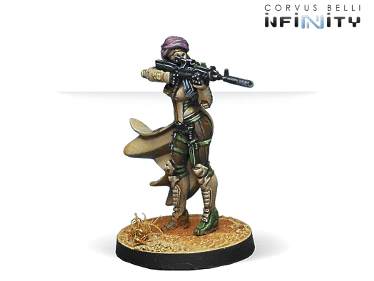 Infinity Haqqislam Action Pack