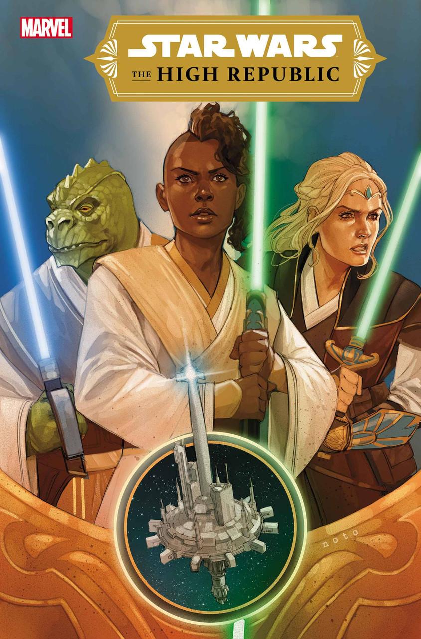 Star Wars High Republic #1