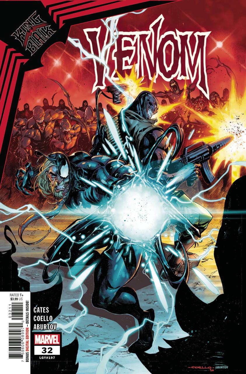 Venom #32 - King in Black