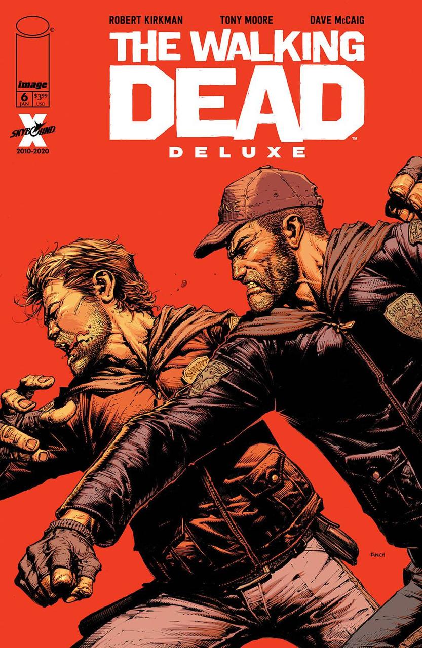 Walking Dead Deluxe #6 - Regular Cover