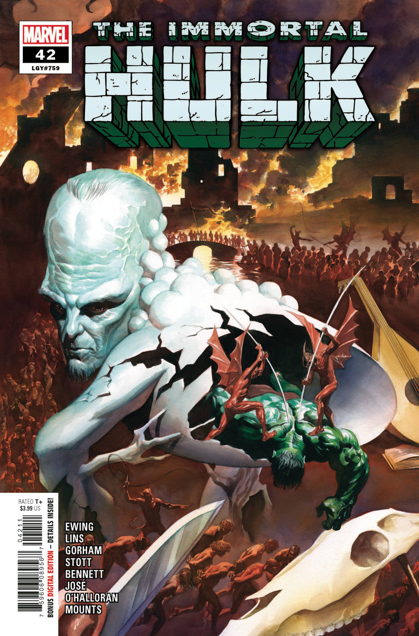 Immortal Hulk #42 - Regular Cover
