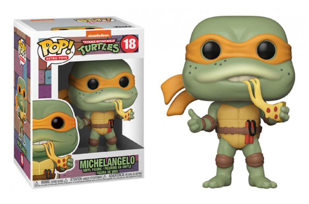 Funko POP! Teenage Mutant Ninja Turtles TMNT Michelangelo