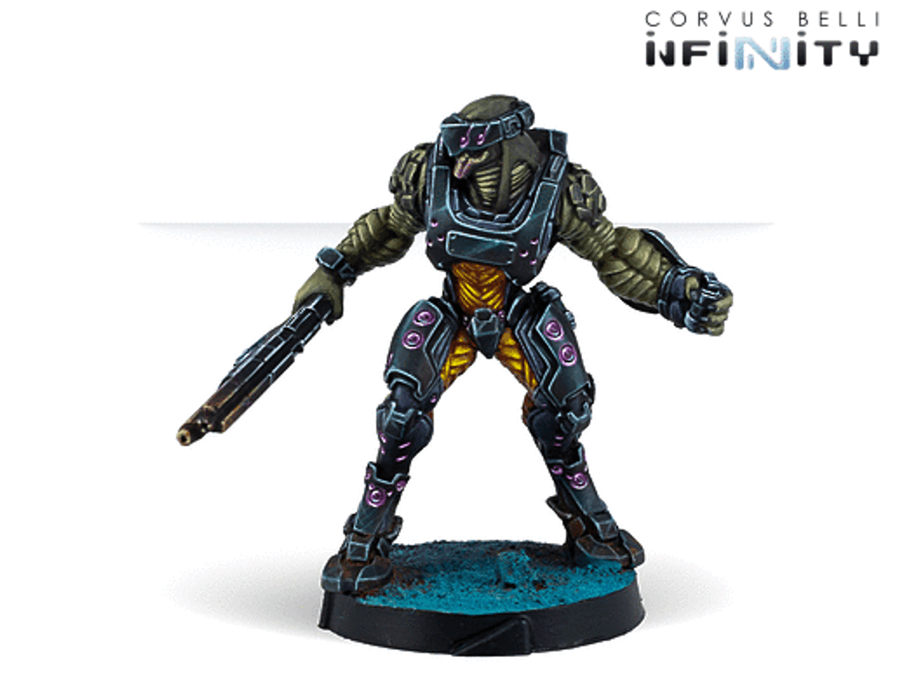 Infinity Jayth Cutthroats, Shasv. Ind. Assault - Combined Army