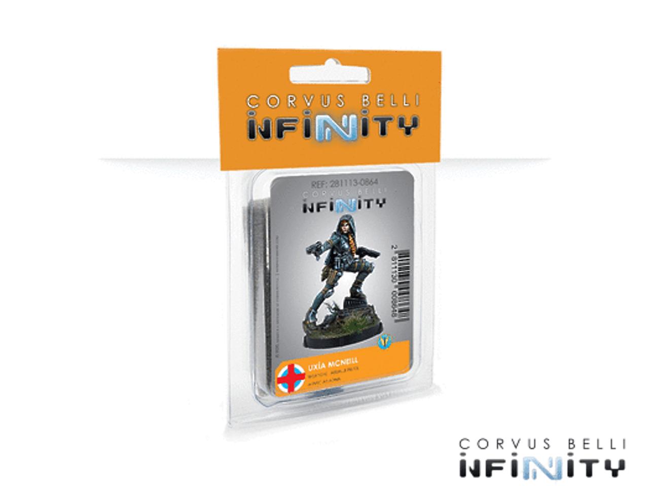 Infinity Uxia McNeill (Assault Pistol) - Ariadna