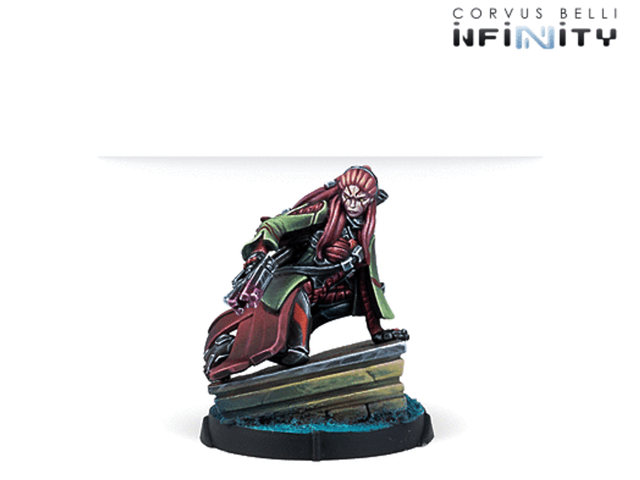 Infinity CodeOne Combined Army Booster Pack Beta