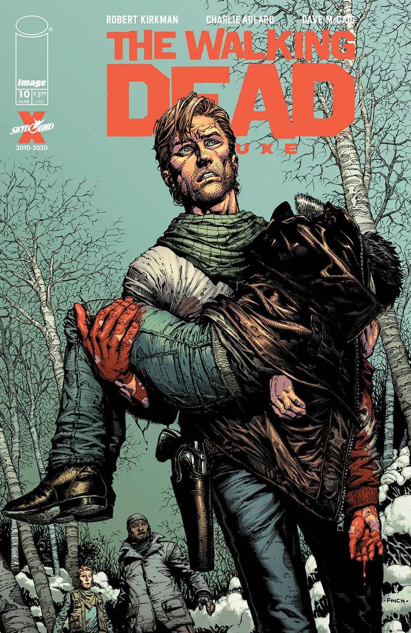 Walking Dead Deluxe #10 - Regular Cover