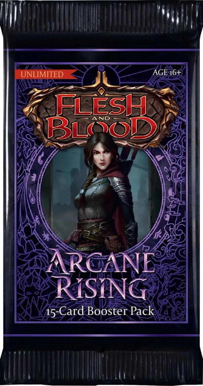 Flesh and Blood Personal BREAK - Arcane Rising