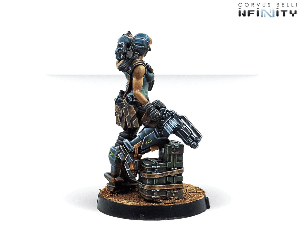 Infinity Monstruckers (Boarding Shotgun) - NA2