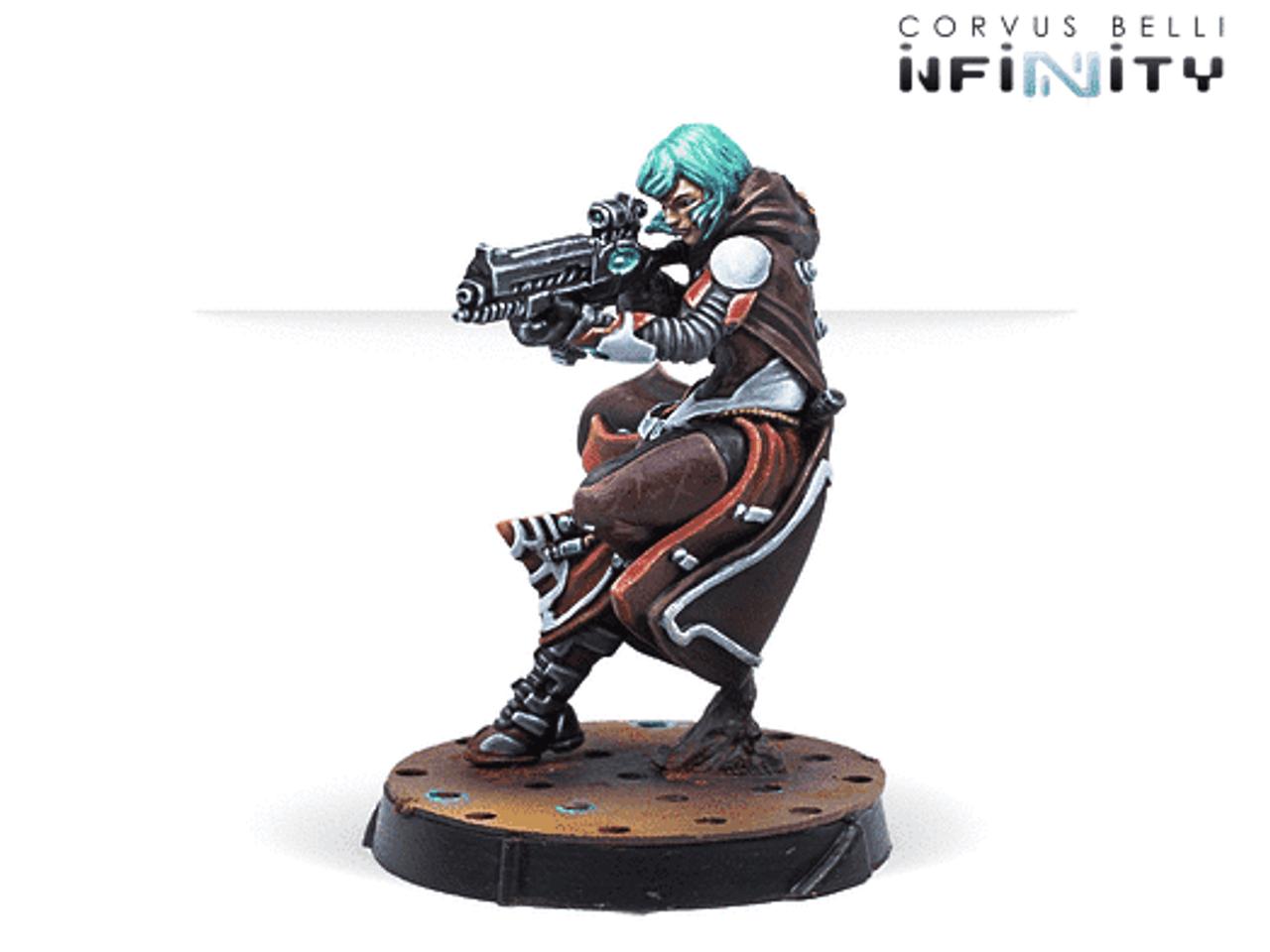 Infinity Cassandra Kusanagi (Spitfire) - Nomads
