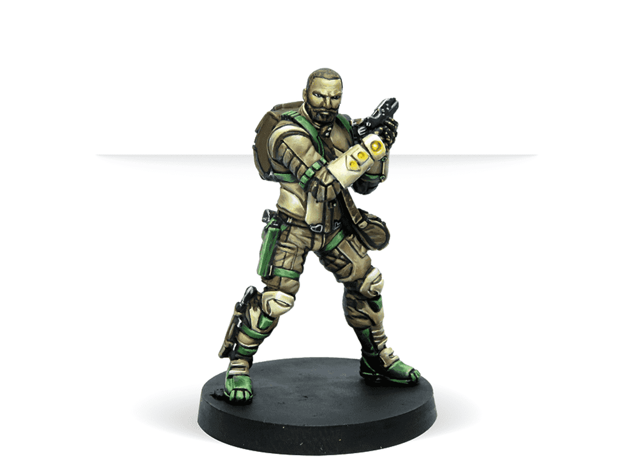 Infinity Model Color Set With Haqqislam Exclusive Mini