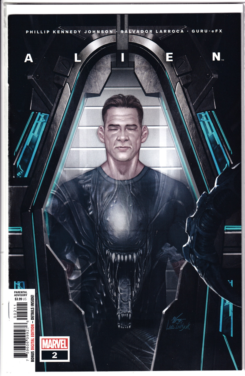 Alien #2 - Marvel (2021)