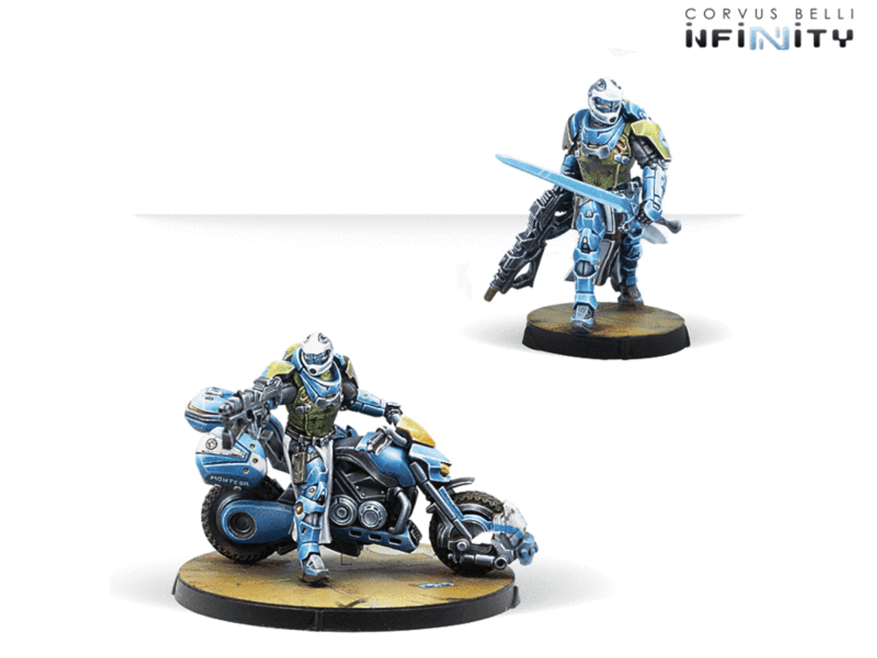 Infinity Knight of Montessa Pre-Order Exclusive Pack