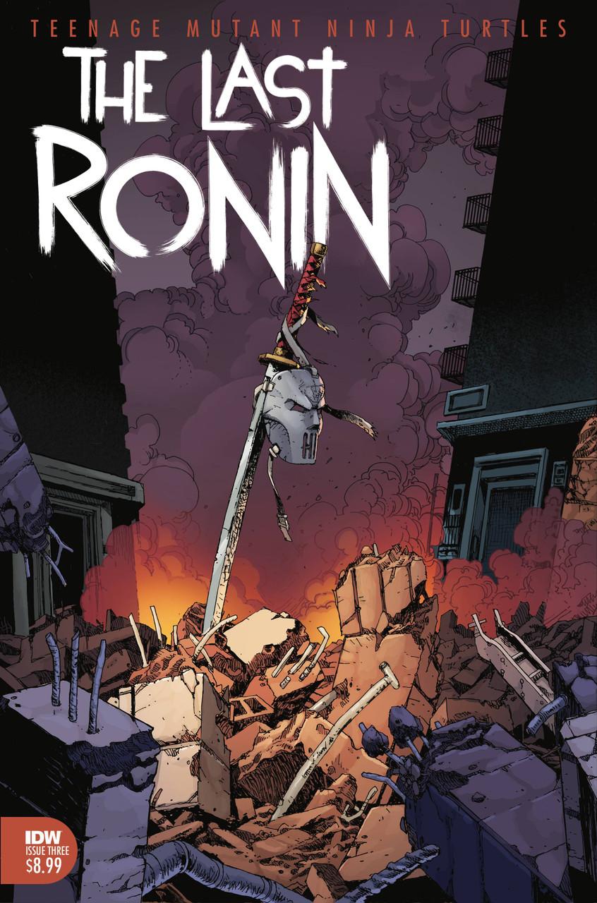 TMNT The Last Ronin #3