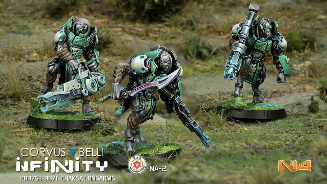 Infinity Chaksa Longarms - NA2