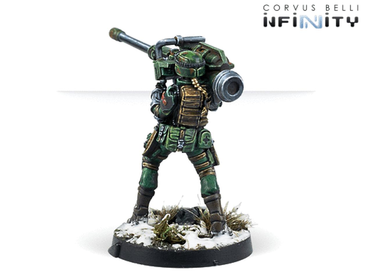 Infinity Tankhunters (Autocannon) - Ariadna