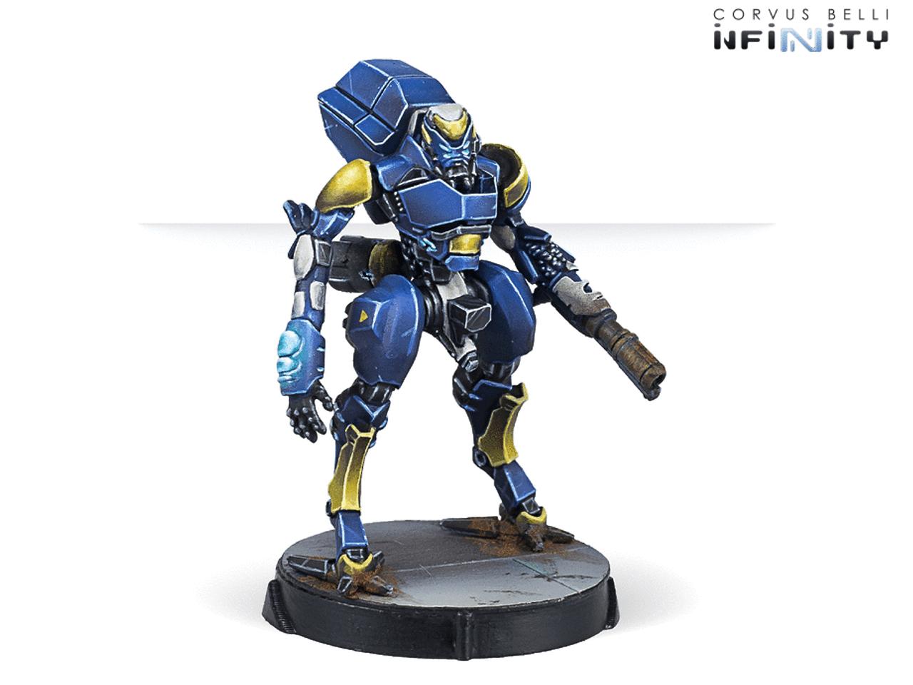 Infinity Raptor Boarding Squad - O-12