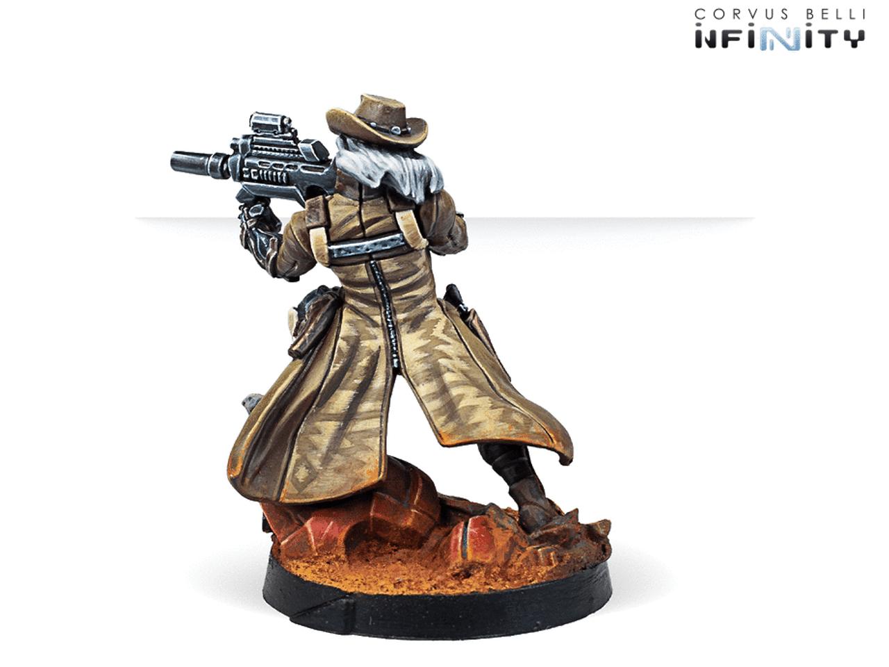 Infinity Wild Bill, Legendary Gunslingers - NA2
