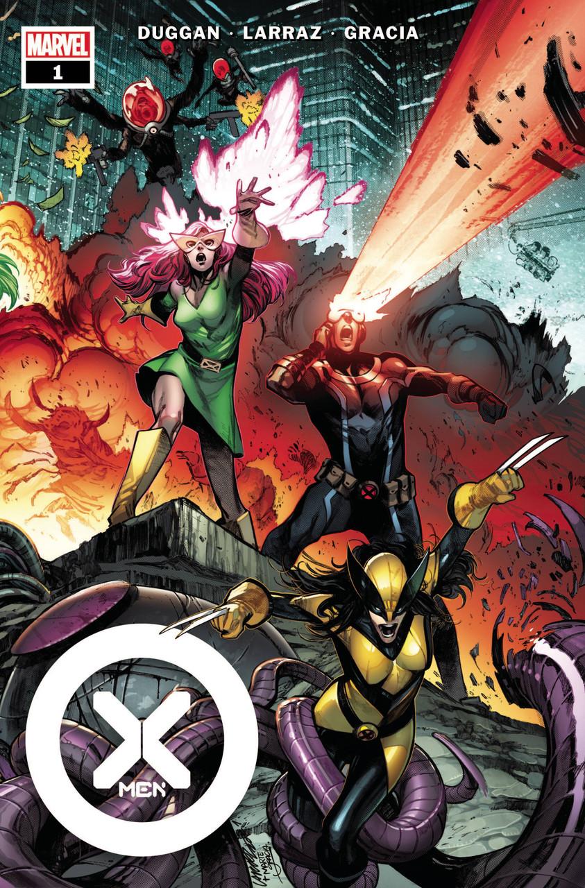 X-Men #1 - Regular Cover