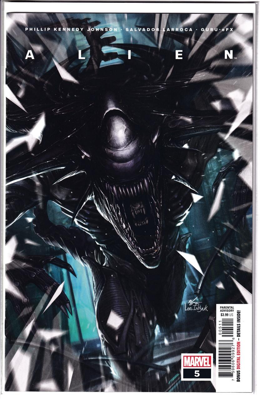 Alien #5 - Marvel (2021)