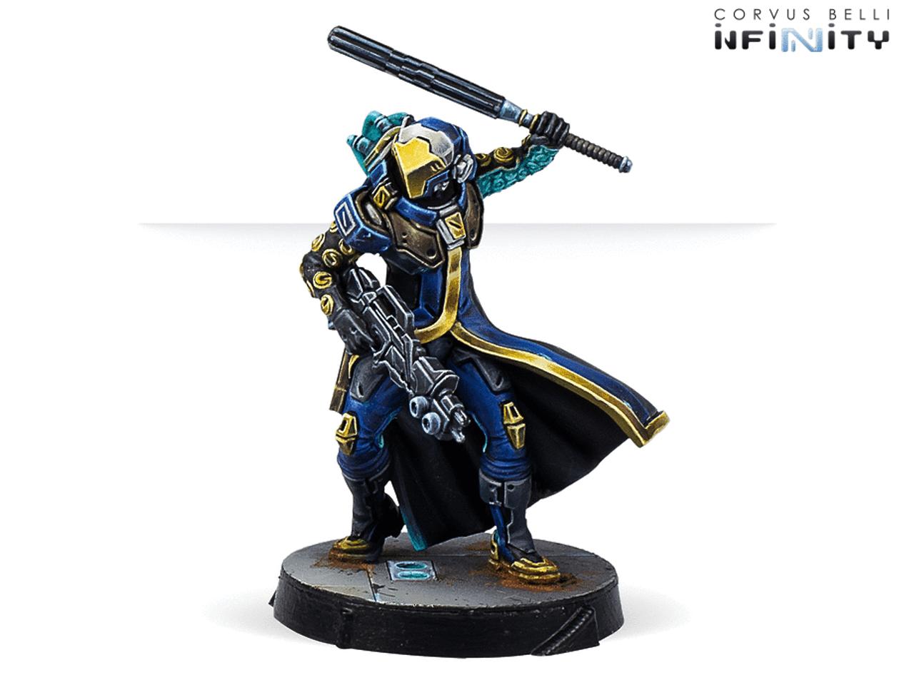 Infinity Starmada Cyberghost (Hacker, Pitcher) - O-12
