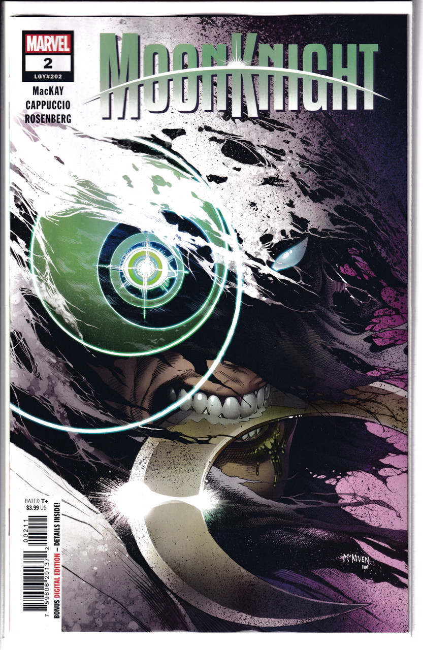 Moon Knight #2 - Marvel Comics (2021)