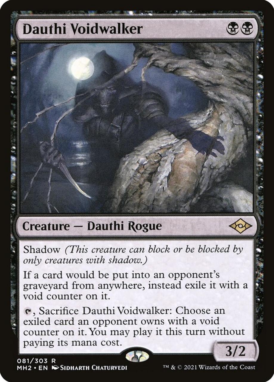 Dauthi Voidwalker - MTG Modern Horizons 2 - 081 - NM Pack Fresh