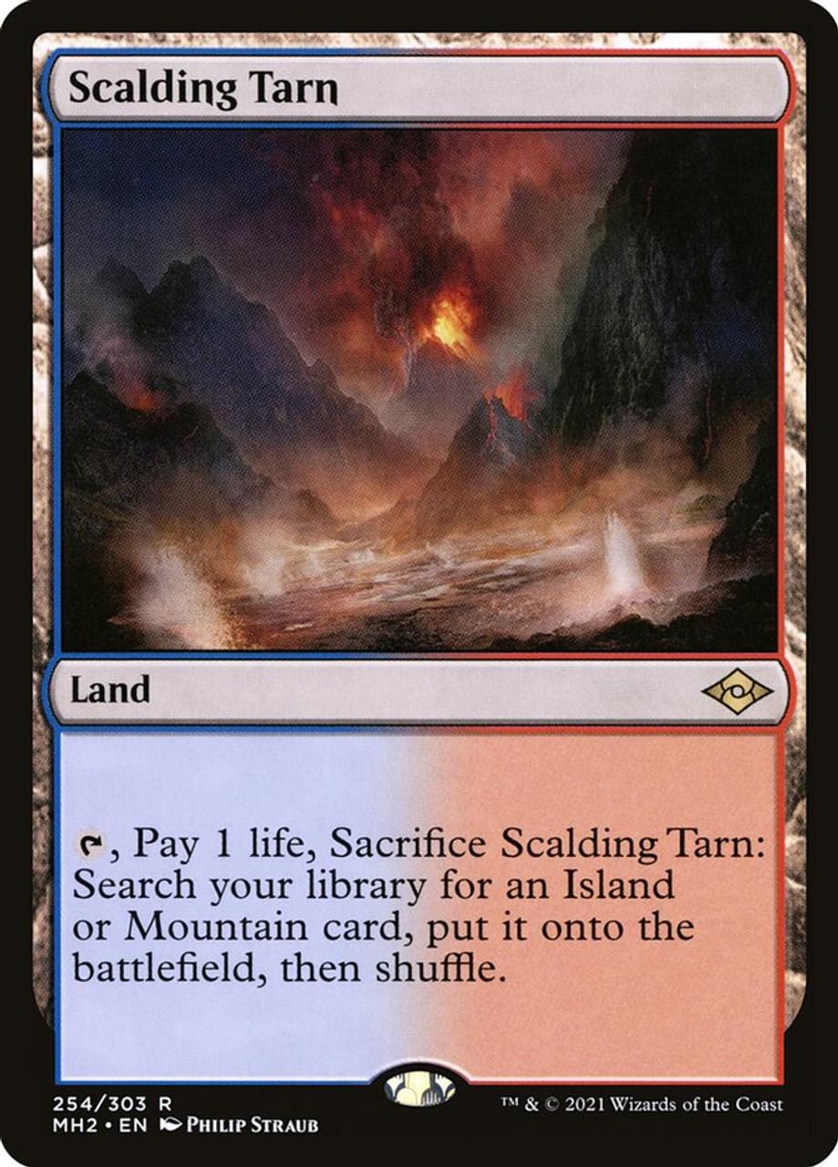 Scalding Tarn - MTG Modern Horizons 2 - 254 - NM Pack Fresh