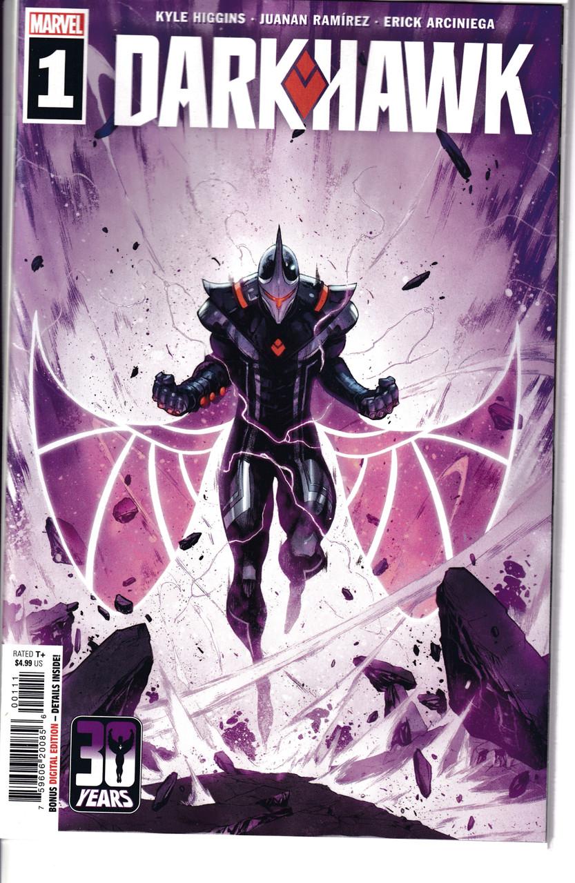 Darkhawk #1 - Marvel Comics (2021)