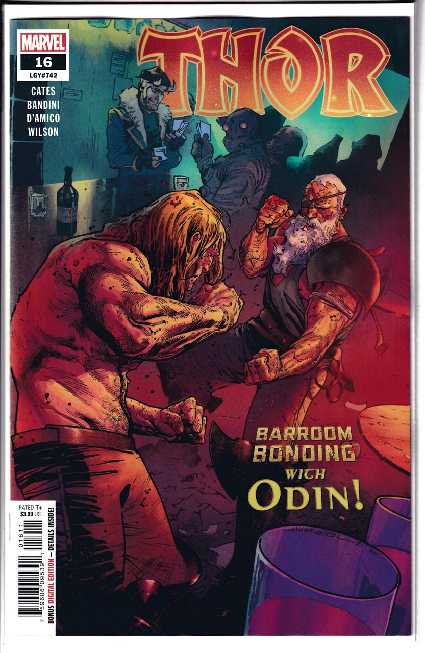 Thor #16 - Marvel Comics (2021)