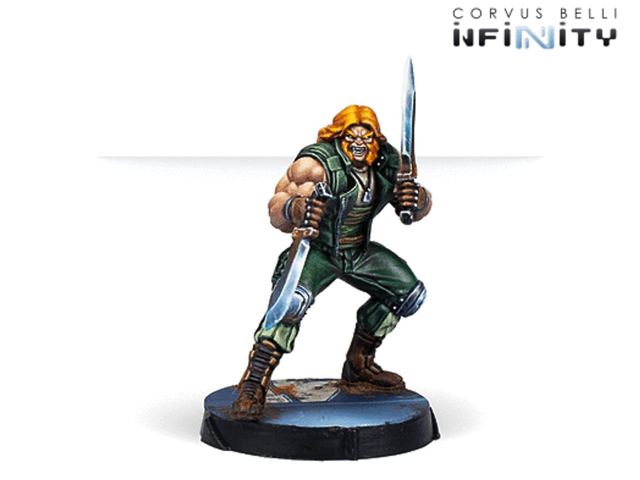 Infinity Dire Foes Mission Pack Gamma - Xanadu Rush