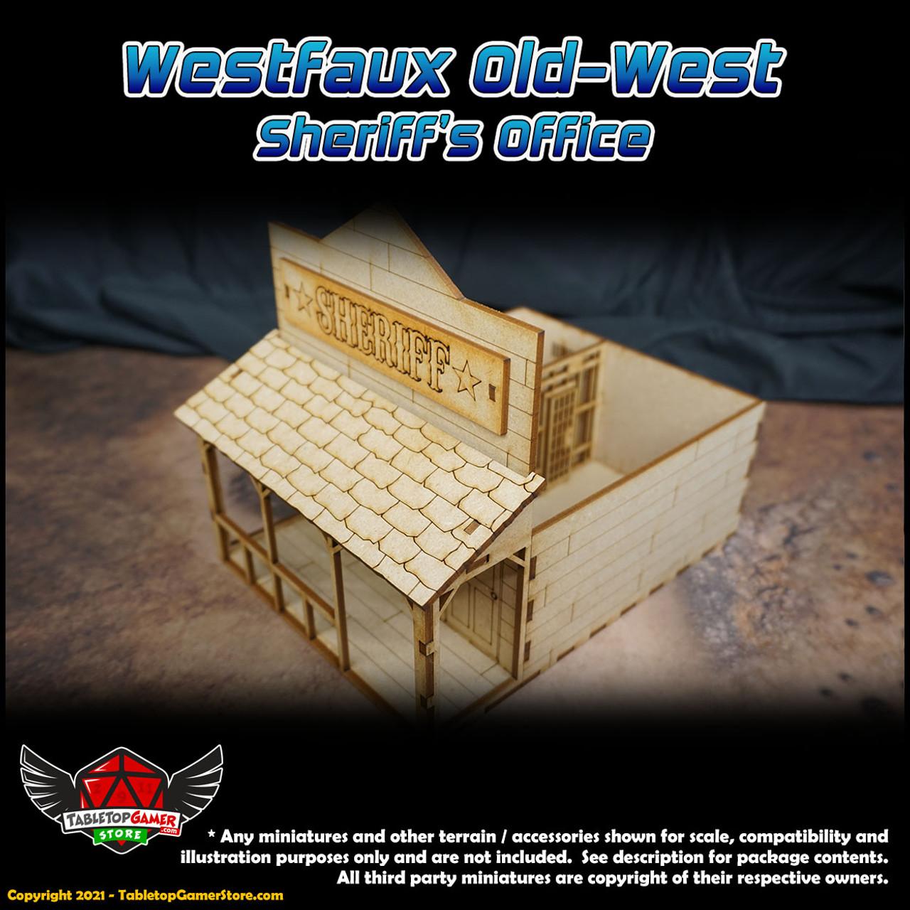 Westfaux Old-West Sheriff's Office