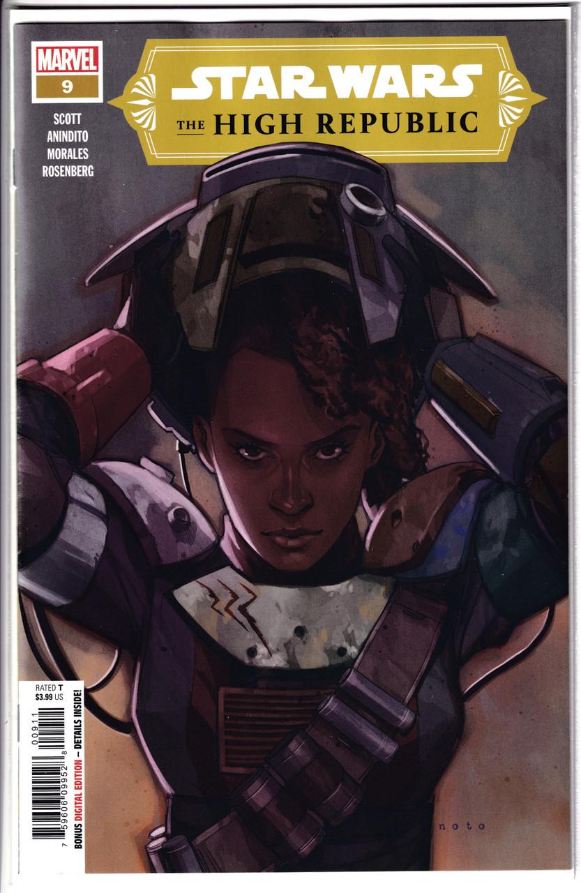 Star Wars High Republic #9 - Marvel Comics (2021)