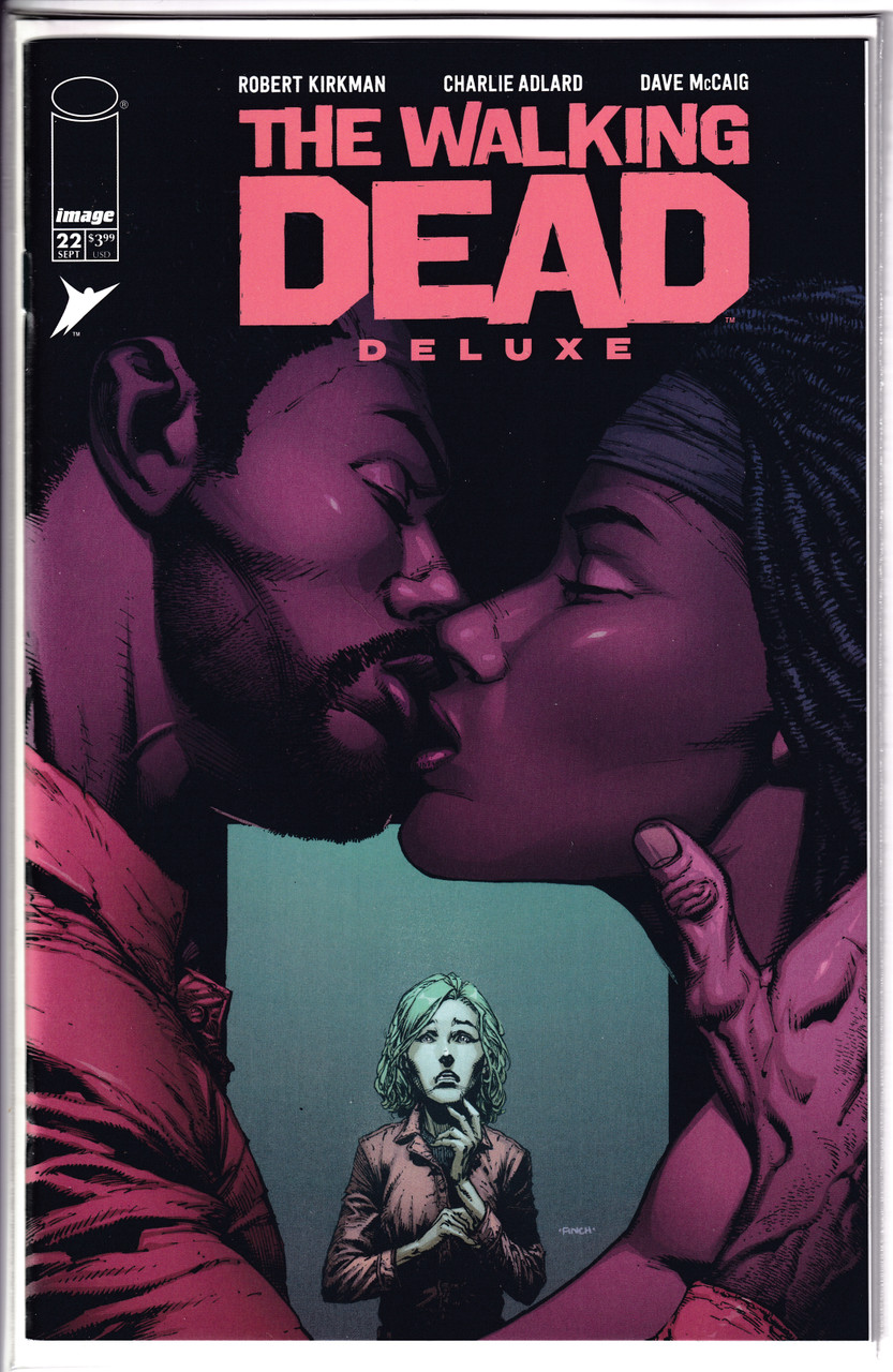 Walking Dead Deluxe #22 - Main Cover - Finch & McCaig - Image (2021)