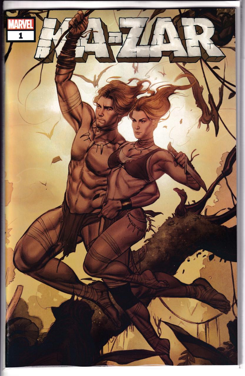 Ka-Zar Marvel Tales #1 - Marvel Comics (2021)
