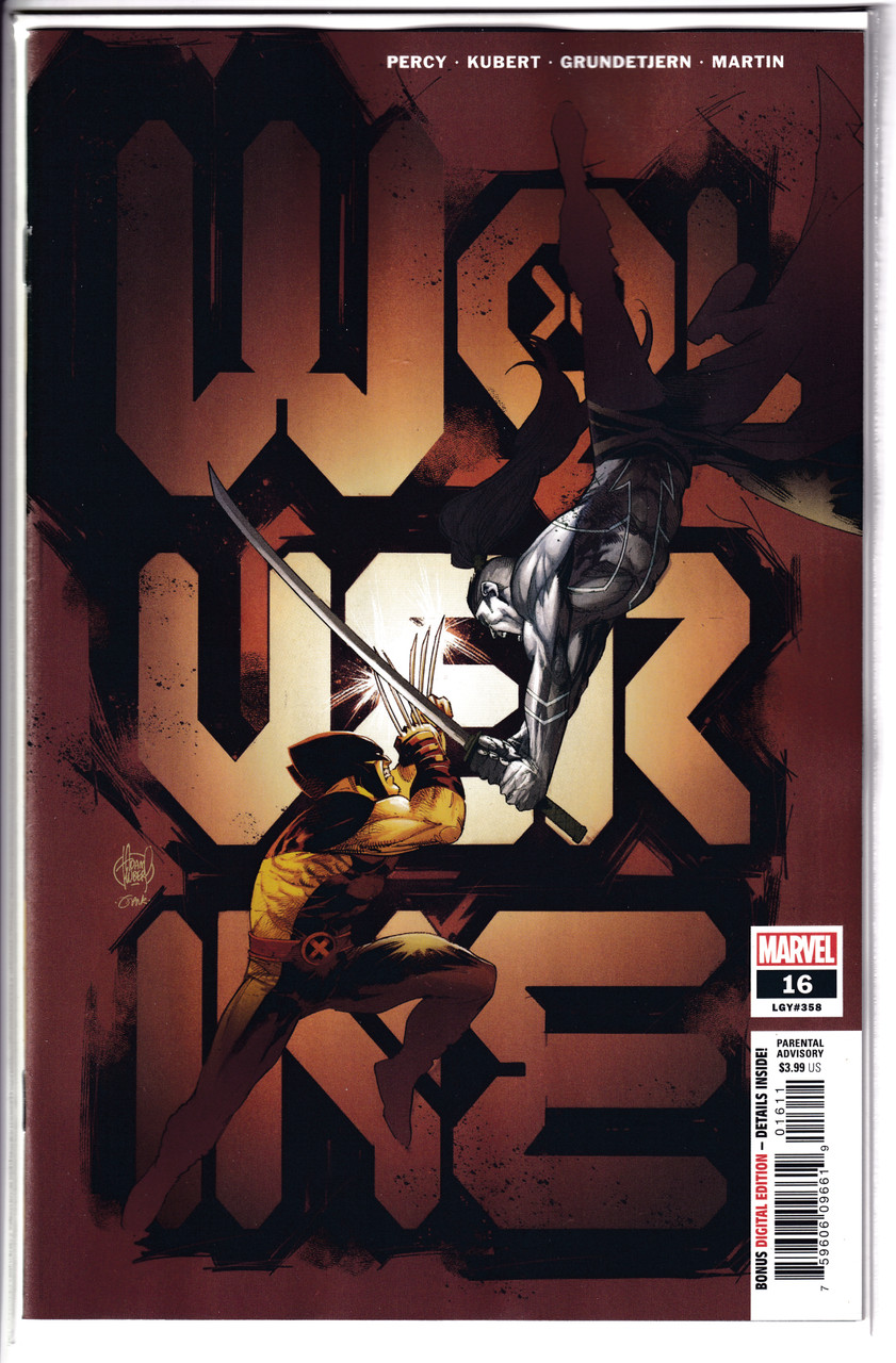 Wolverine #16 - Marvel Comics (2021)