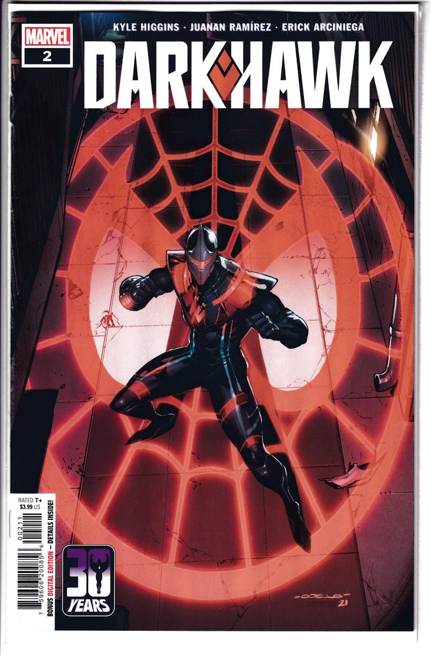 Darkhawk #2 - Marvel Comics (2021)