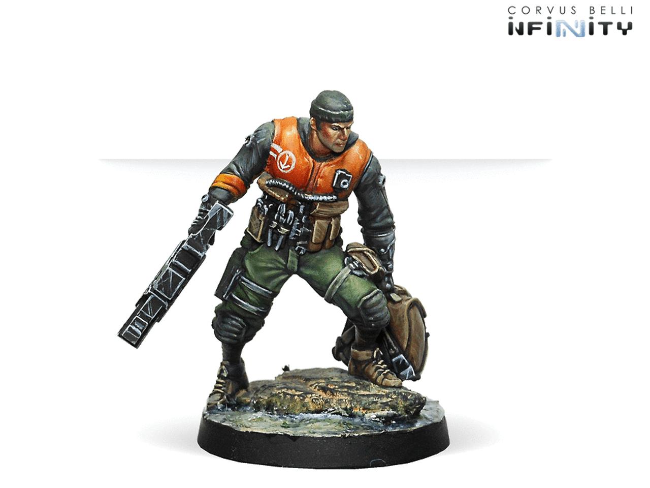 Infinity Irmandinhos (Boarding Shotgun/Chain Rifle) - Ariadna