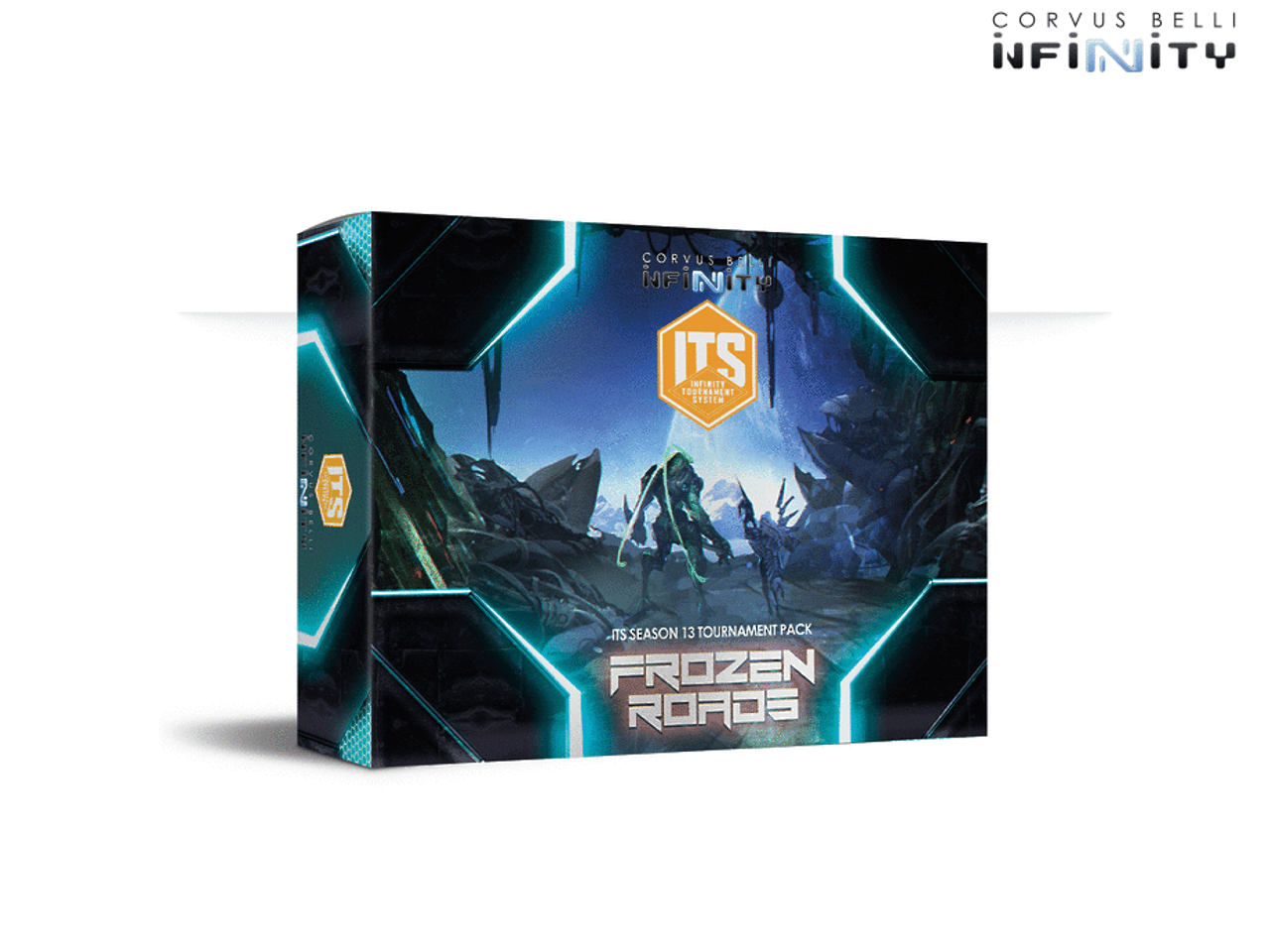 Infinity ITS Season 13 Competition Pack