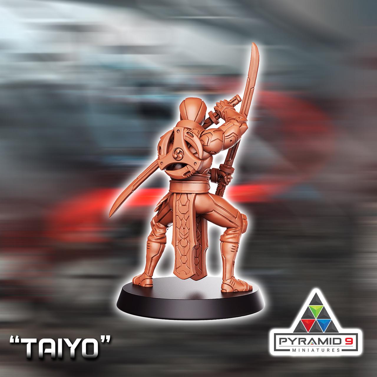 Pyramid 9 - Taiyo
