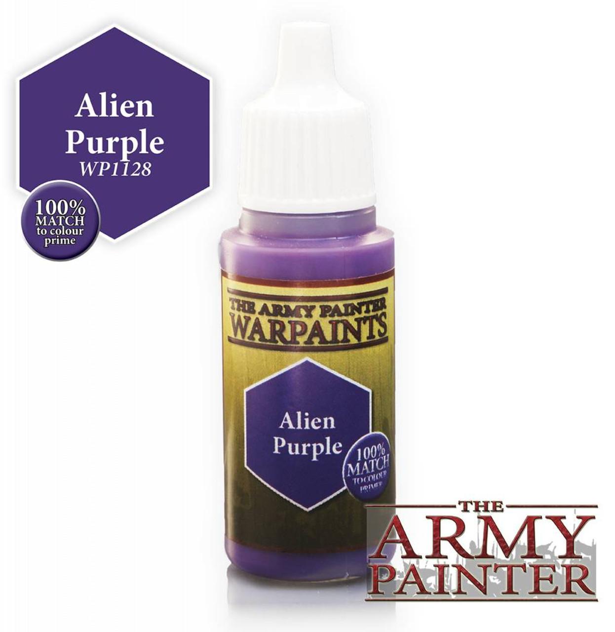 Army Painter: Warpaints Alien Purple 18ml