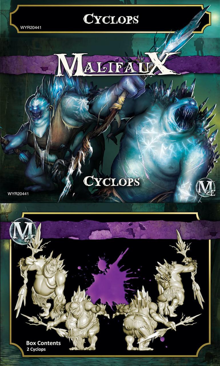 Malifaux Cyclops - Neverborn - M2E