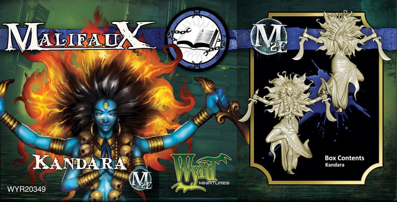 Malifaux Kendara - Arcanists - M2E